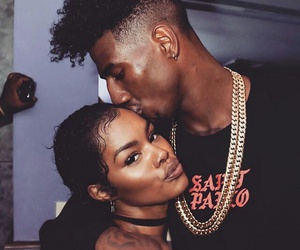 couple, black love, and teyana taylor image