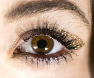 brown, eyebrow, and pretty image