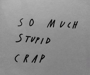 art, crap, and dark image