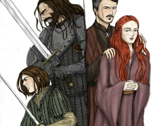 game of thrones, got, and arya stark image