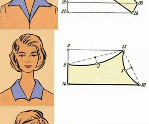 diy, girls, and sewing image