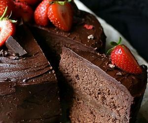 chocolate, healthy, and vegan image