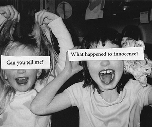 innocence, quote, and kids image