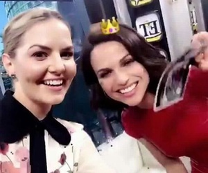 Jennifer, lana, and once upon a time image
