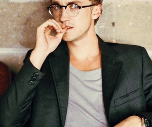 tom felton, harry potter, and boy image