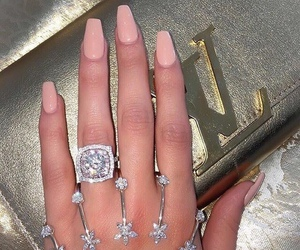 nails, luxury, and accessories image