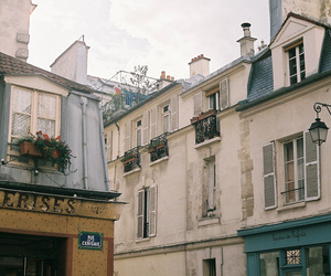 architecture, paris, and canon av-1 image