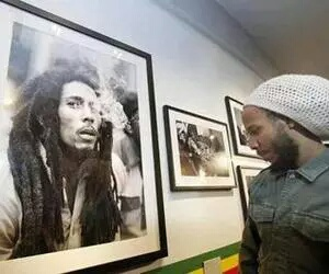 reggae, jah, and father like son image