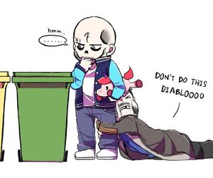 dc comics, el diablo, and suicide squad image
