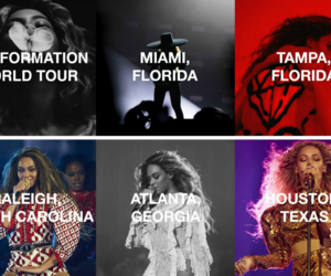 mrs carter, north america, and queen bey image