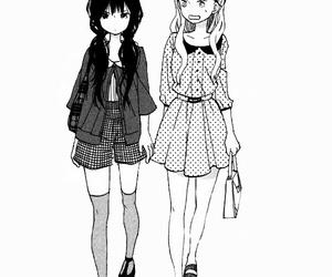 manga, taiyou no ie, and shojo image