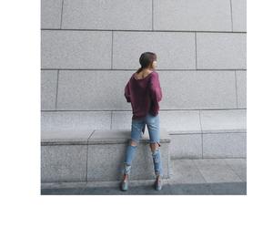 asian fashion, kfashion, and kstyle image