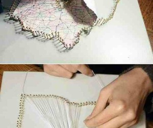 diy, Easy, and map image