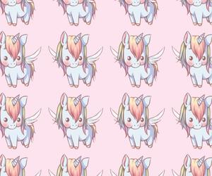 unicorn and background image