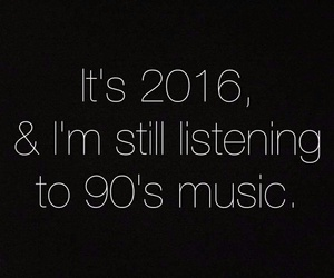 90s and music image