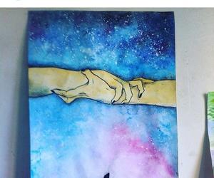 art, arte, and hands image