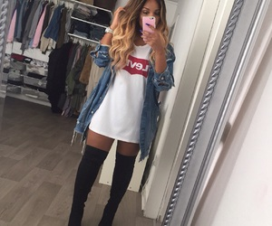 fashion, beautiful beauty, and outfit outfits clothes image