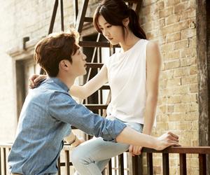 kim sae ron and seo kangjoon image