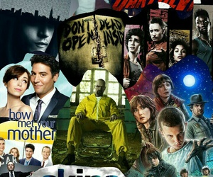 daredevil, himym, and skins image