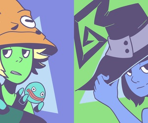 icons, soul eater, and peridot image