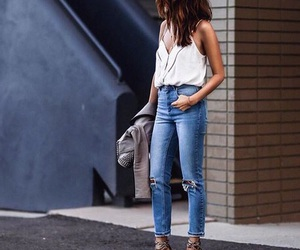 outfit, fashion, and casual image