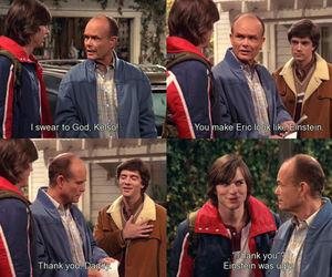 ashton kutcher, that 70's show, and funny image