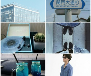 aesthetic, exo, and oh sehun image