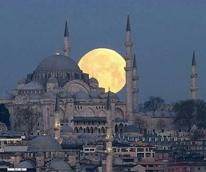 muslim, islam, and moon image