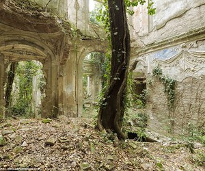 abandoned, derelict, and stefan image
