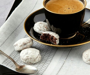 coffee, Cookies, and food image