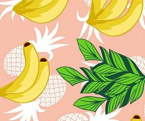 banana, wallpaper, and background image