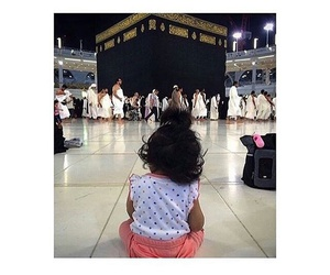 awesome, baby, and makkah image
