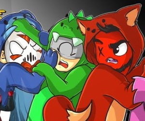 Ohm, gamers, and cartoonz image