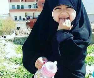 baby, hijab, and lovely image