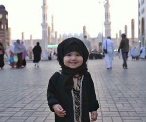 baby, islam, and mosque image