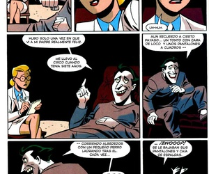 harley quinn, mad love, and comic image