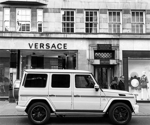Best, Versace, and car image
