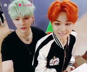 bts, min yoongi, and yoonmin image