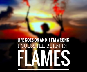 easel, american authors, and Lyrics image