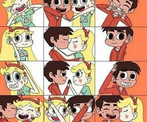 marco, marco diaz, and starco image