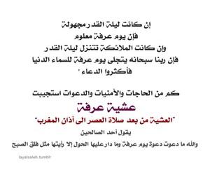islam, الحمد لله, and يوم عرفة image