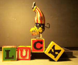 letters, luck, and word image