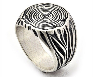 etsy, mens ring, and tribal jewelry image