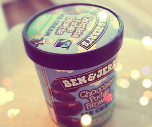 ben & jerrys, ice cream, and blogg image