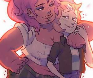pearl, steven universe, and love image