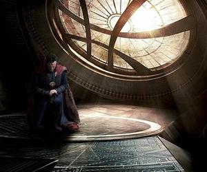 Marvel, benedict cumberbatch, and doctor strange image