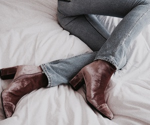 aesthetics, street style, and boots image