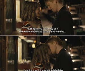 quotes, about time, and movie image
