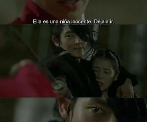 lee ji eun, kang ha neul, and moon+lovers image