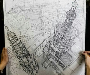 architecture, art, and awesome image
